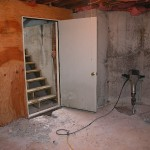 Waterproofing - Hatchway