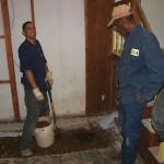 Waterproofing - Ross and Roberto